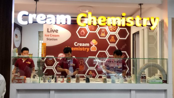 Cream Chemistry - Unique ice creams in Sahakara Nagar, North Bangalore/Bengaluru