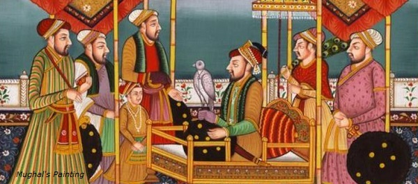 The Mughals, after conquering the Sultanate of Bijapur, arrived in Bangalore which was then ruled by Shivaji's brother, Veankoji, who retreated further south.
